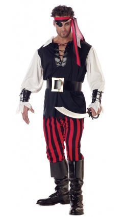 Pirate adulte