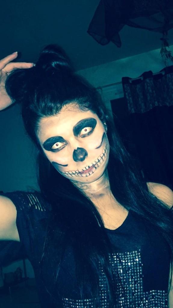 lady squelette 4NOV