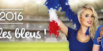 Euro 2016 : Supporters, c'est le moment d'encourager votre équipe !