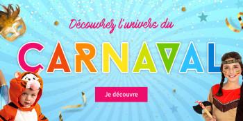 Préparez Mardi Gras et fêtez le carnaval avec Ruedelafete.com !